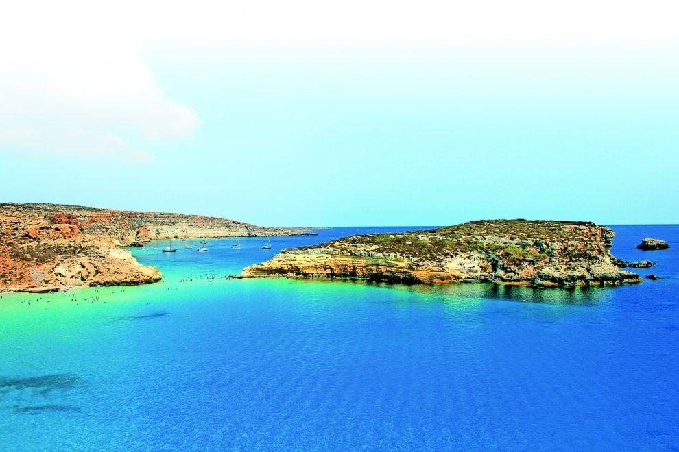 TripAdvisor, spiaggia dei Conigli di Lampedusa è la più bella d'Italia