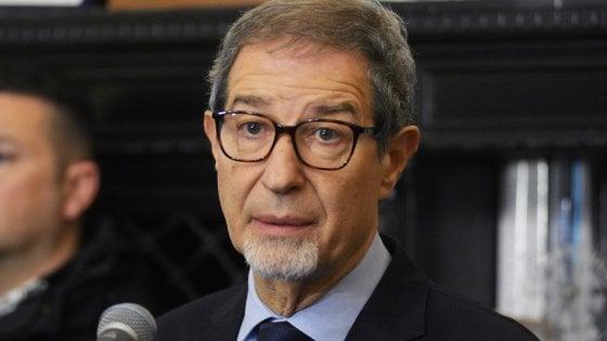 """L'endorsement di Musumeci per il governatore campano: """"De Luca mi piace"""""""