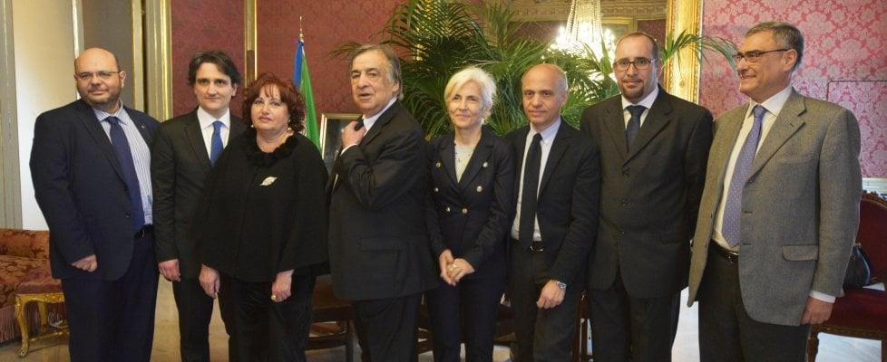 Palermo, Orlando vara la nuova giunta: due confermati e molte new entry