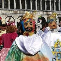 Messina, le maschere di S. Stefano di Camastra  seconde nel concorso del Carnevale di Venezia