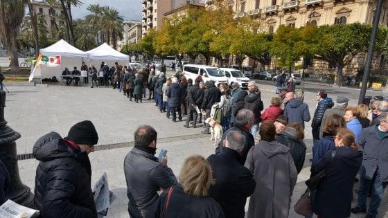 """Primarie del Pd in Sicilia, boom di votanti. Faraone: """"Superata quota 50 mila"""""""