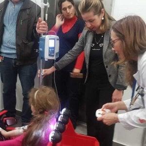 """Palermo, la ministra Grillo a sorpresa all'Ospedale dei Bambini: """"Le fanno vedere ciò che vogliono"""""""