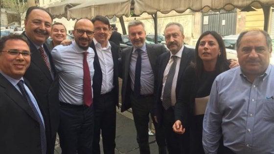 Ruggirello, la calamita del voto passato da Lombardo alla corte di Renzi