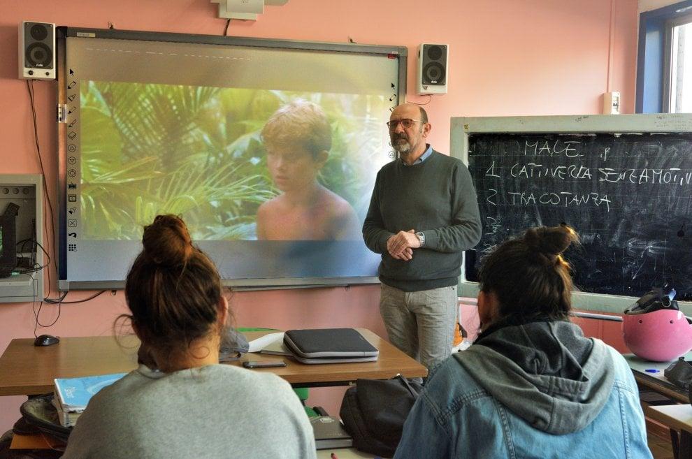 """I """"prof geniali"""" di Palermo: Socrate e Kant insegnati con il cinema"""
