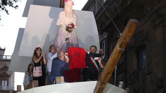 Palermo, i detenuti realizzano il carro del Festino di Santa Rosalia