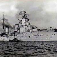 """Il relitto dell'incrociatore """"Giovanni delle Bande Nere"""" localizzato nei fondali di Stromboli"""