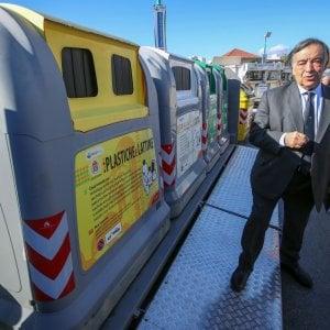 Palermo, nasce un centro di raccolta di rifiuti al Borgo Vecchio: aprirà a Pasqua
