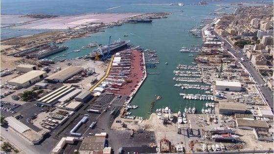 Il porto di Trapani cambia volto: tre milioni per accogliere i crocieristi