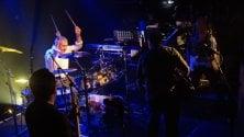 Nick Mason a Taormina    suona i Pink Floyd