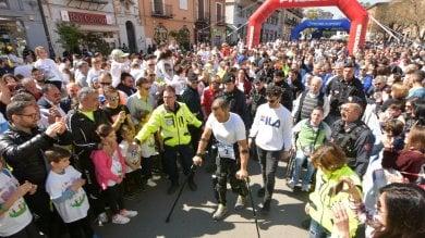 Palermo, festa di sport in centro  foto    25 mila partecipanti alla Strapapà