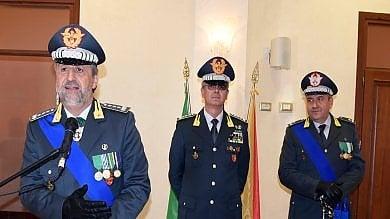 Gdf, Gibilaro lascia il comando regionale  al suo posto arriva Rapanotti