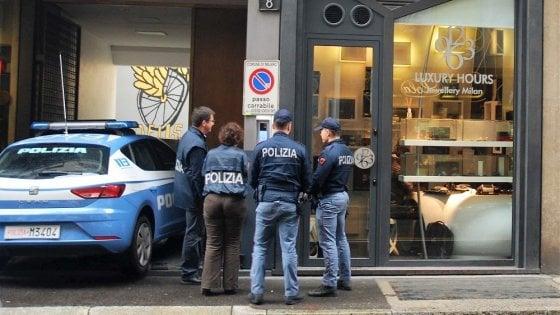 Palermo, il boss del pizzo apre una gioielleria nel centro di Milano. Scatta un sequestro da un milione di euro