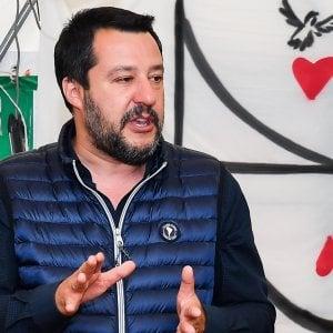 """Salvini in  Sicilia il 25 aprile, scontro con l'Anpi: """"Festeggi la fine del fascismo"""""""