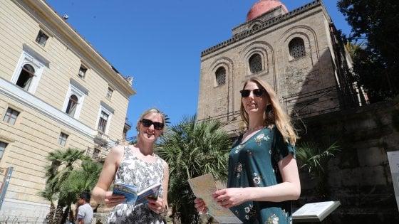 Sicilia, boom del turismo a Pasqua ma l'estate è a rischio
