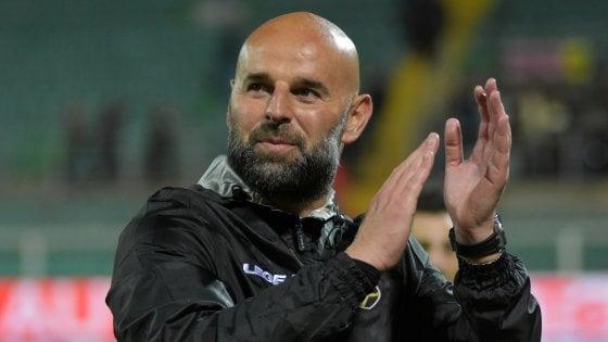 """Palermo, Stellone dà la carica: """"Cinque vittorie e siamo in serie A"""""""