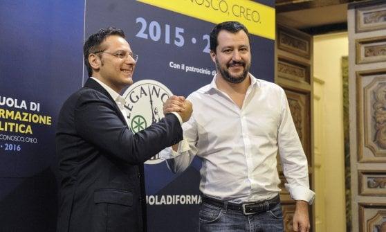 Il sottosegretario Armando Siri è indagato per corruzione. Perquisizioni della Dia fra Palermo e Roma