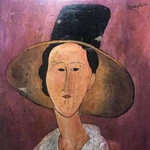 Palermo, i quadri di Modigliani erano falsi: sequestro dopo la mostra a Palazzo Bonocore