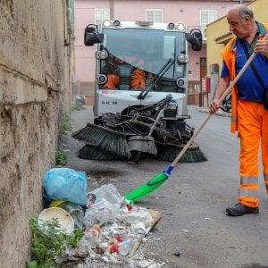 Palermo, Rap: via alla pulizia straordinaria. Spazzatrici nei quartieri