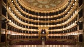 Teatro Massimo e Bellini, visite nei teatri antichi: gli appuntamenti di oggi