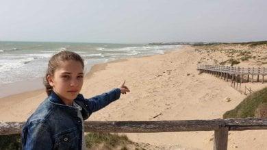 Una Greta anche a Ragusa: la crociata di una quattordicenne per le spiagge pulite