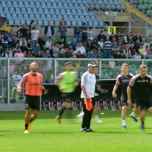 Palermo, l'effetto Delio Rossi porta 2500 persone all'allenamento