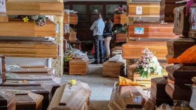 Il cimitero dei Rotoli di Palermo: nel deposito dell'orrore dove i morti non hanno pace