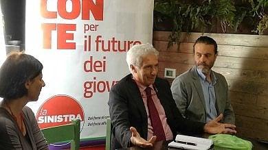 """Sicilia, Mineo in campo per """"La Sinistra"""":  """"Dialogo con M5S perché cacci Salvini"""""""