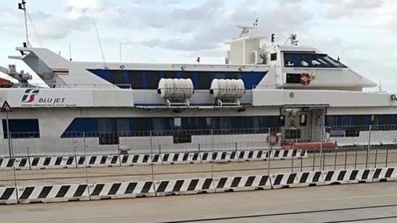 Messina, arrivano le navi Blu Jet sullo Stretto