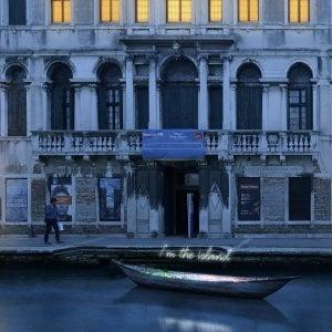 La barca di Pellegrino alla Biennale di Venezia