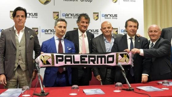 """Palermo calcio, la nuova proprietà si presenta: """"Primo, estinguere i debiti"""""""