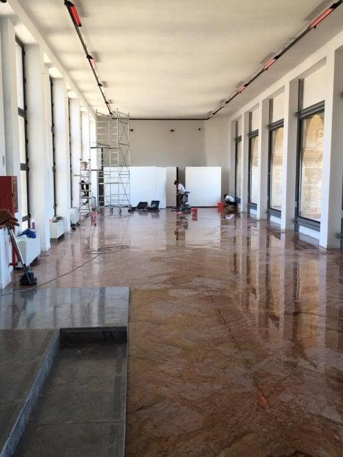 Palermo, riapre dopo sei anni il Loggiato San Bartolomeo