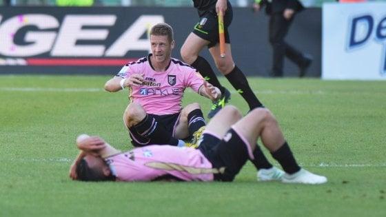 Palermo, la retrocessione del club rosa. Giorgetti attacca la giustizia sportiva