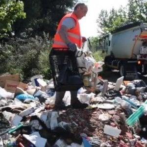 Alcamo, traffico illecito di rifiuti, arrestati due dipendenti di una società