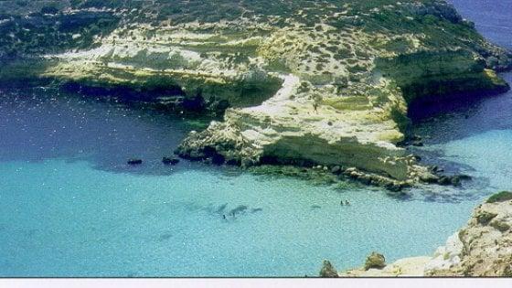 Lampedusa, scatta il divieto di fumo sulle spiagge