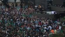 Il concertone  al Foro Italico    con Mika e Ghali