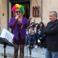 Palermo, una piazza arcobaleno contro le discriminazioni anti-gay