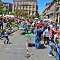 Catania, la rete solidale di