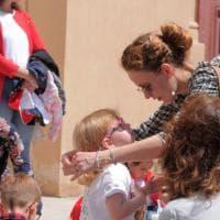 """Palermo, """"La Scuola adotta la città"""": per la prima volta i bambini dei nidi fanno da ciceroni"""