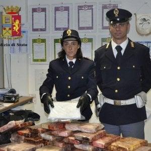 Sicilia, maxi retata antidroga arrestati diciannove fornitori e corrieri di hashish e marijuana