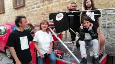 Palermo, i medici in MotoApe  per la prevenzione dell'Aids