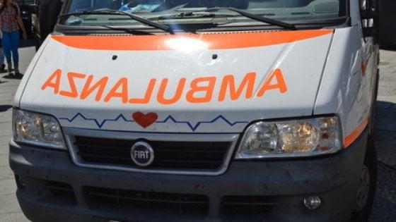 Palermo, grave pedone investito da una moto in via Notarbartolo