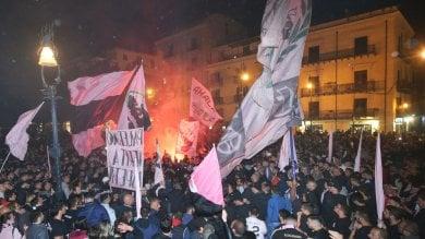 Palermo, oggi la sentenza  per la retrocessione in C