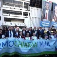 Palermo, arriva la Nave della legalità: 1500 studenti in nome di Falcone.