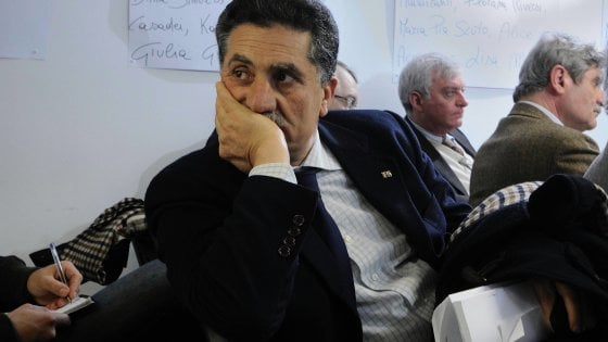 Caltanissetta, sta meglio l'ex presidente Capodicasa: l'emorragia cerebrale per una caduta