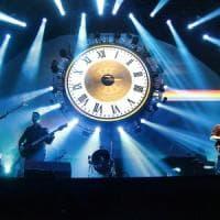 Palermo, i Brit Floyd celebrano