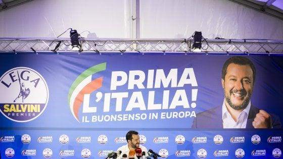 """Europee, a Lampedusa stravince la Lega. Salvini: """"Segnale sulla nostra politica dell'immigrazione"""""""