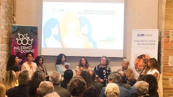 Sicilia: le imprese al femminile crescono più che nel resto d'Italia
