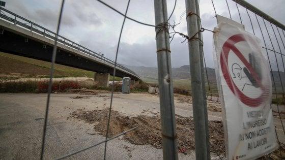 Sicilia, strade mai nate per la burocrazia: il cimitero dei progetti Anas