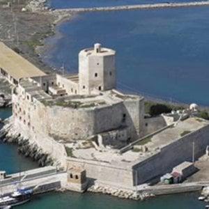 Trapani, affidato il castello della Colombaia alla ditta Seidita