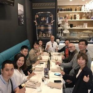 Un reality show cinese a Taormina: è assedio di fan e giornalisti